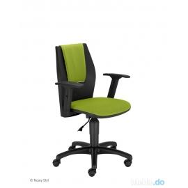 Fotel obrotowy E-VOLVE R25S