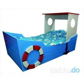Łóżko dla dzieci STATEK (...
