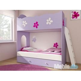 Komfortowe łóżko piętrowe...