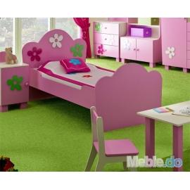 Łóżko dla dziewczynek...
