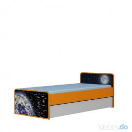 Łóżko COSMOS  (kod: L-KS)