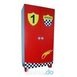 Szafa 2 drzwiowa z zestawu...