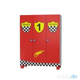 Szafa 3-drzwiowa SUPER...