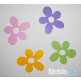 Kwiatki drewniane- (kod: A-FL)