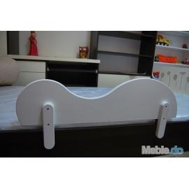 Zabezpieczenie boczne łóżka...