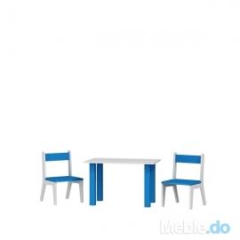 Stolik i dwa krzesełka -...