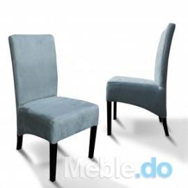 Styl Skandynawski Krzesło Skośne Standard