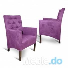 Nowoczesny Design I Jakość Fotel Skośny 98 Pikowany