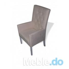 Fotel prosty 107 pik karo