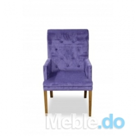 Fotel wąski Toruń 98 z...