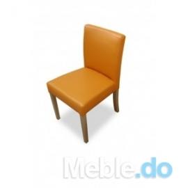 Krzesło wąskie niskie