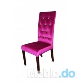 Krzesło wąskie wysokie...