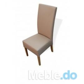 Krzesło proste wysokie