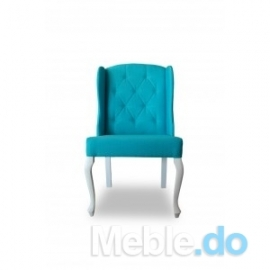 Krzesło wings z pikowaniem