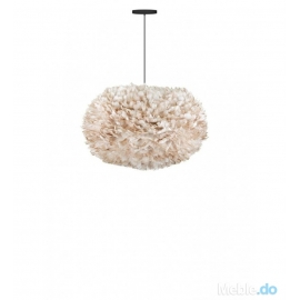 LAMPA VITA EOS Z PIÓR XL LIGHT BROWN