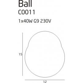 Plafon Ball