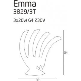 Emma lampa biurkowa