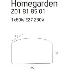 Homegarden lampa zewnętrzna