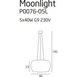 Moonlight lampa wisząca...