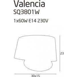Valencia kinkiet