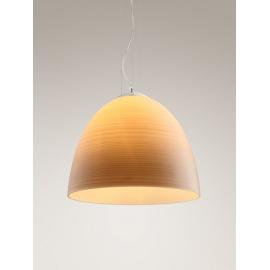 Strip lampa wisząca brąz