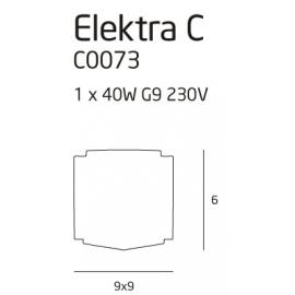 Elektra plafon