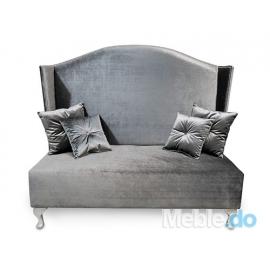 Sofa Pompadur 150  Velvet