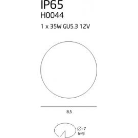 IP65 RWH