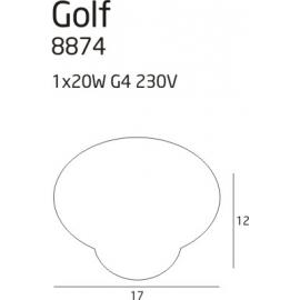 Golf plafon