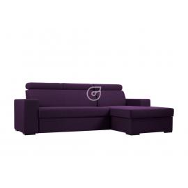 Sofa Atlantica P, jagodowy