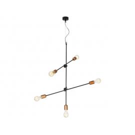 Lampa Sticks V wisząca zwis styl loft