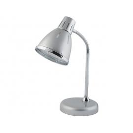 Lampa Medina Silver biurkowa