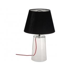 Lampa Meg Black Silver biurkowa