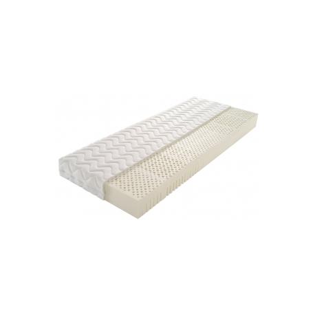 Materac lateksowy VENA pokrowiec Teomed 90x200x15