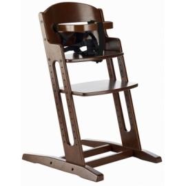 Krzesełko DANCHAIR ciemny brąz