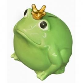 Skarbonka Żaba Zielona