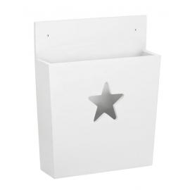 Pudełko na Ścianę A4 Białe