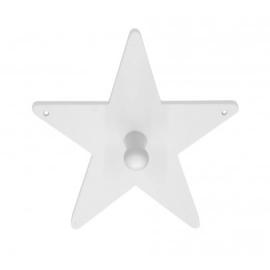Wieszak gwiazdka
