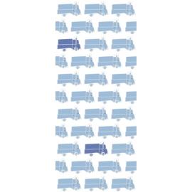 Tapeta Cars Ilowaz niebieska II