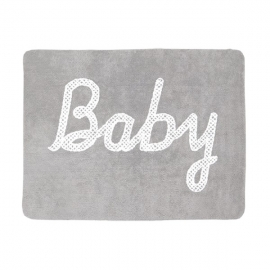 Dywan bawełniany Baby Grey