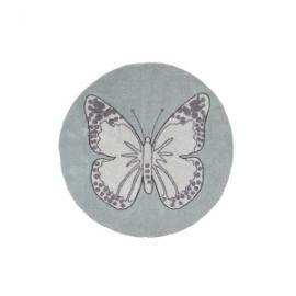 Dywan bawełniany Butterfly Green