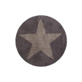 Dywan bawełniany dwustronny Star Linen