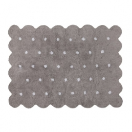 Dywan bawełniany Galleta Grey