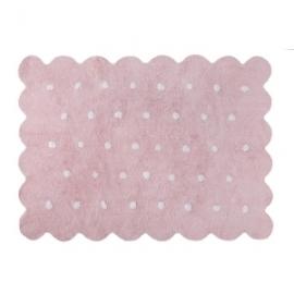 Dywan bawełniany Galleta Pink