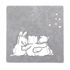 Bawełniany dywanik przyjaciele Nouky kol. Gwiezdny pył