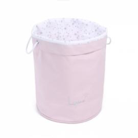 Duży miękki kosz na zabawki Lupino Box Róż
