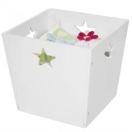 Pudełko w Gwiazdki Białe