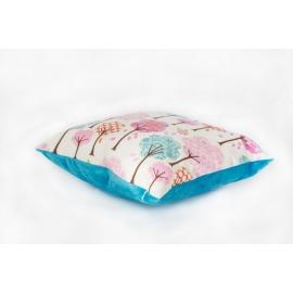 Poduszka PANNY ELI spód turkus