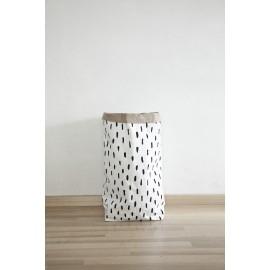 Worek papierowy Deszcz duży 90cm