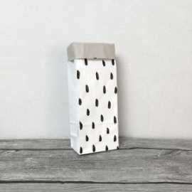 Worek papierowy Deszcz najmniejszy 29cm